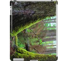 Mossy Cedars iPad Case/Skin