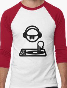 Mixer Men's Baseball ¾ T-Shirt