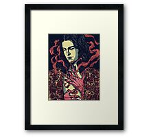 Your Steam  Framed Print