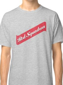 Red Squadron Beer  Classic T-Shirt