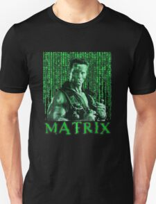 John Matrix - Commando T-Shirt