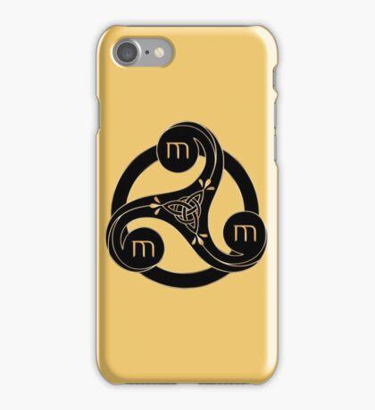 Merlin-symbol iPhone Case/Skin