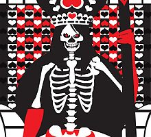 The Queen of Hearts by Chris Boudrie