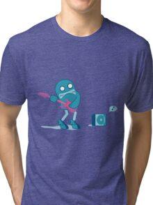 MONSTA BASS Tri-blend T-Shirt
