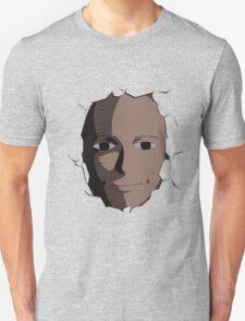 Creepy Saitama One Punch Man Found You T-Shirt