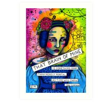 Ada Lovelace Art Print