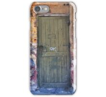 Yellow 11 - Chiara Conte iPhone Case/Skin
