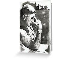 rap_06- drawing Greeting Card