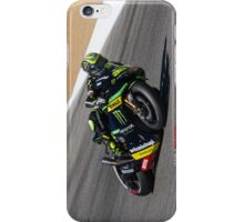 Cal Crutchlow at laguna seca 2013 iPhone Case/Skin