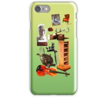 Objects of Elementary iPhone Case/Skin