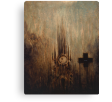 Elevations From Dystopia 1 Canvas Print
