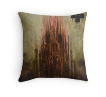 Elevations From Dystopia 2 Throw Pillow