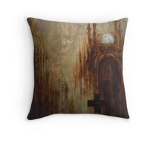 Elevations From Dystopia 3 Throw Pillow