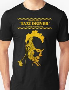 Yelow Taxi Driver punk T-Shirt