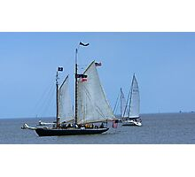 Hindu Tall Ship Photographic Print