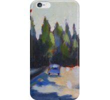 Highway 17 to Santa Cruz iPhone Case/Skin