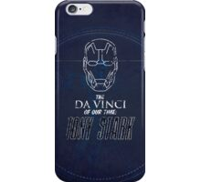 The Da Vinci of our Time iPhone Case/Skin
