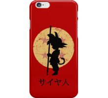Goku - Looking for the D.Balls iPhone Case/Skin