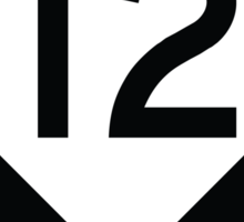 NC 12 - Kitty Hawk Sticker