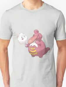Lickilicky and Swirlix T-Shirt
