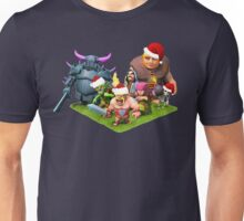 Christmas clash Unisex T-Shirt