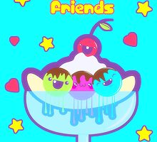Friendship Sundae by ArigatoDesigns