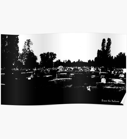 Cemetary  Poster
