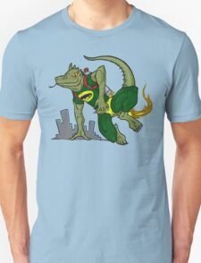 Jet Pack Lizard T-Shirt