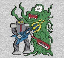 Robot Monster Power Jam Kids Tee