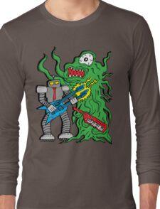 Robot Monster Power Jam Long Sleeve T-Shirt