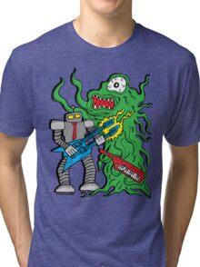 Robot Monster Power Jam Tri-blend T-Shirt