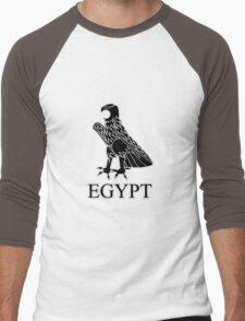 Egypt symbol Men's Baseball ¾ T-Shirt