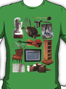 Objects of Elementary T-Shirt