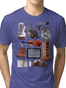 Objects of Elementary Tri-blend T-Shirt