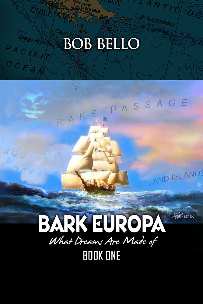 Bark Europa 1 by Bob Bello