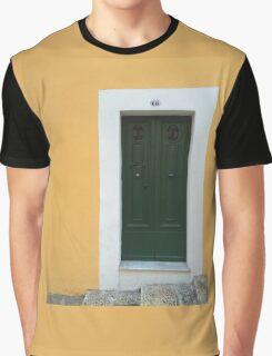 Yellow & Green - Chiara Conte Graphic T-Shirt