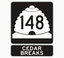 Utah 148 - Cedar Breaks National Monument by IntWanderer