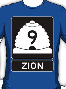 Utah 9 - Zion National Park T-Shirt