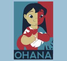 Ohana Poster Shirt by elevensie