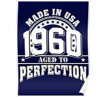 1960 - AGED TO PERFECTION Poster