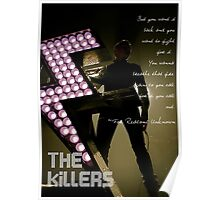 The Killers - For Reasons Unknown Poster