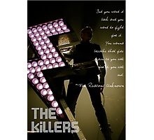 The Killers - For Reasons Unknown Photographic Print