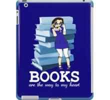 Books Are Love iPad Case/Skin