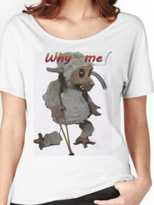 WHY ME Women's Relaxed Fit T-Shirt