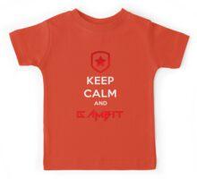 Keep Calm and Gambit (T-SHIRTS AND HOODIES) Kids Tee