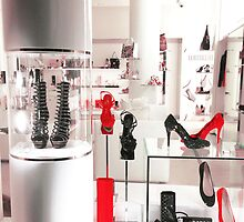 Shoe Store Front by svchristian