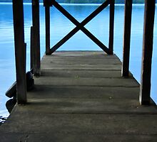 Ted and Bill's Dock by StevesPhotos