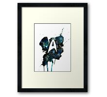 The Final Frontier Framed Print