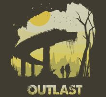 "The Last of Us ""Outlast"" 3 of 3 . by brandonmeier"