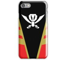 Gokaiger Suit – Gokai Red iPhone Case/Skin